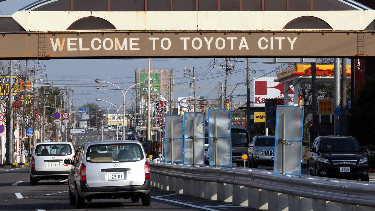 Toyota City, named after Japan's - and the world's - top automaker