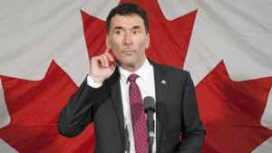 Ottawa MP Paul Dewar takes questions after launching his campaign for the NDP leadership on Oct. 2, 2011.