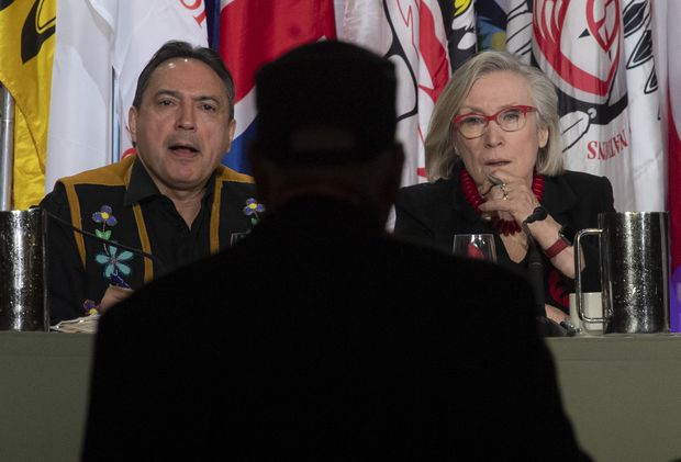 Government eyes June national action plan on missing, murdered Indigenous women