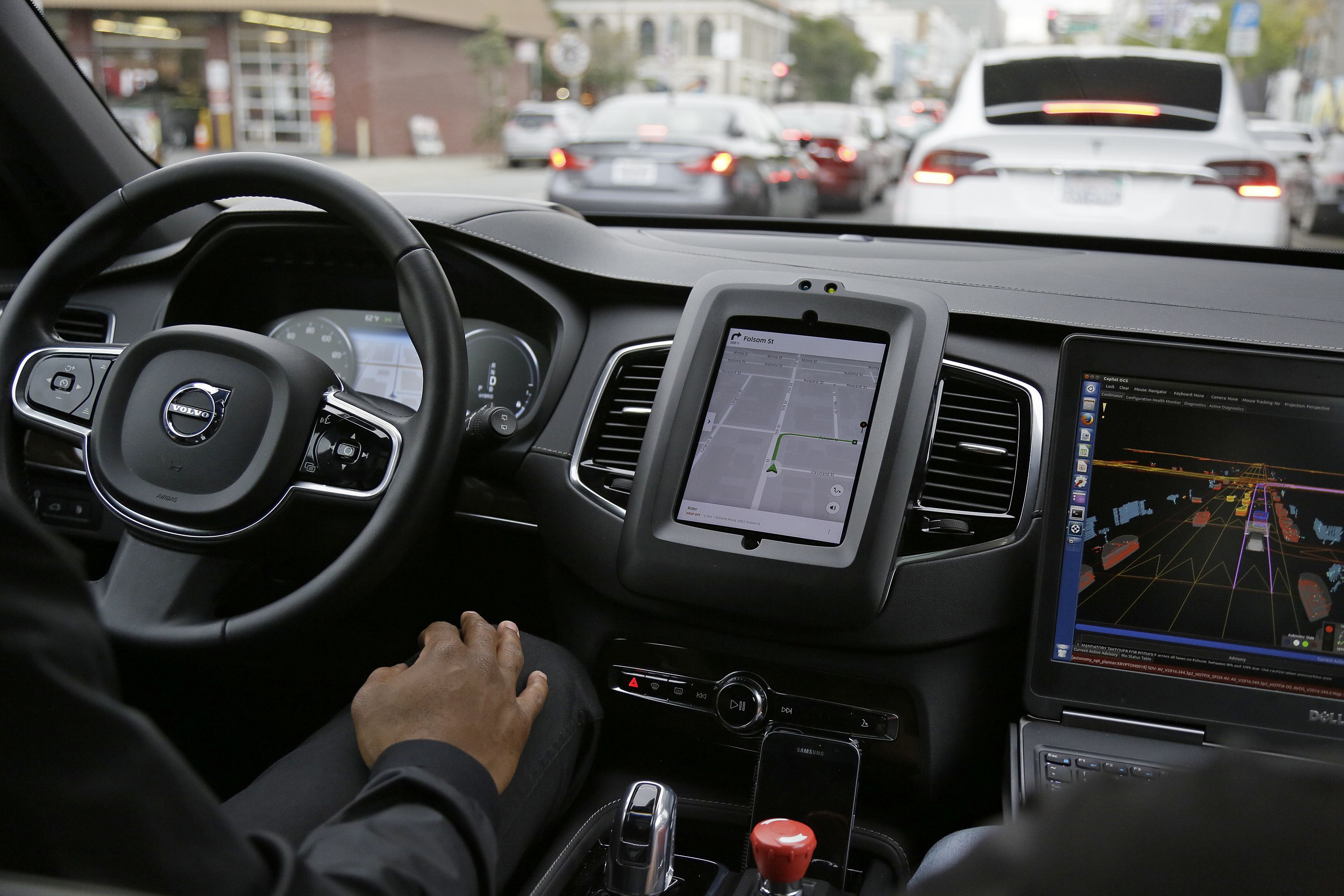 are driverless cars allowed on canadian roads? - the globe and mail