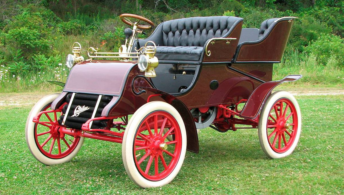 Restoring the 1903 Cadillac took owner Hugo Vermeulen about 2-1/2 years. Bob English for The Globe and Mail