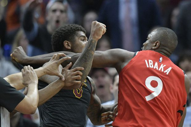 National Basketball Association suspends Ibaka, Chriss for altercation