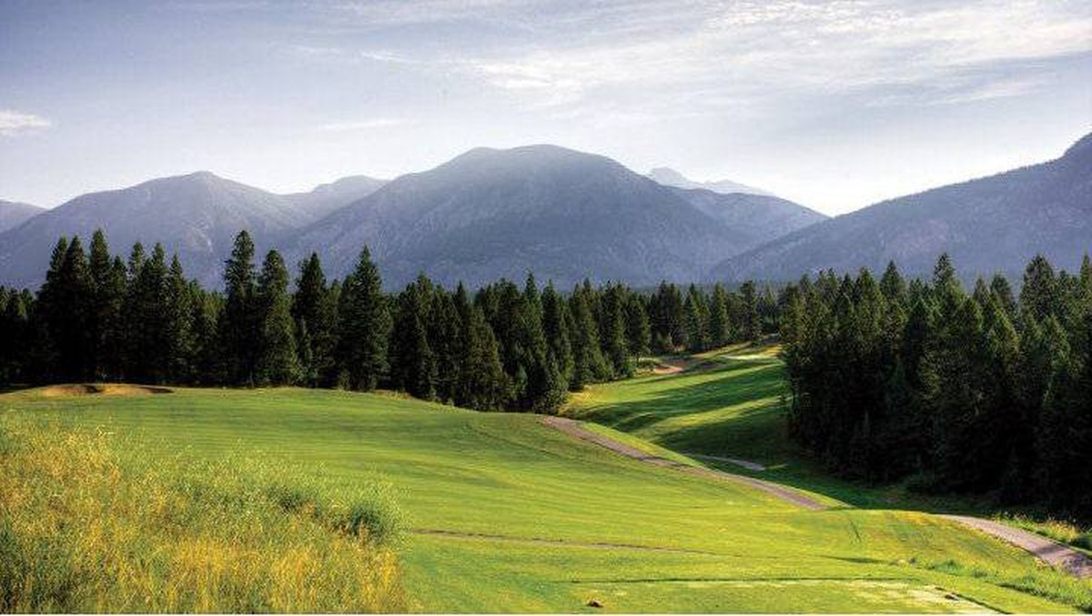 The Ridge at Copper Point, Invermere, B.C. is framed by panoramic views of the Purcell and Rocky Mountains. The sternest test here is the par-four 14th, a 397-yard beast demanding a precise tee shot to a narrow landing area hugged by a pond. Green fee: $35 to $75. copperpointgolf.com
