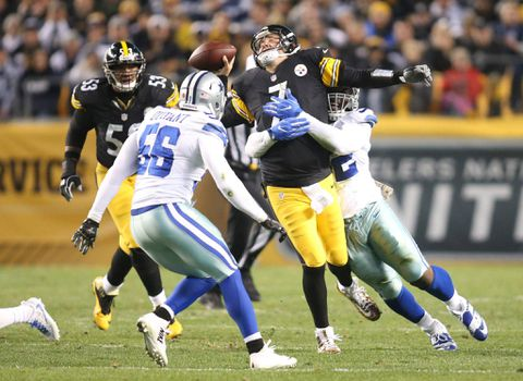 Dallas Cowboys still the hottest team in NFL with win over Steelers