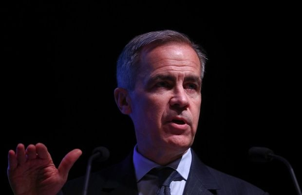 Bank of England head warns of 'shock' if no-deal Brexit