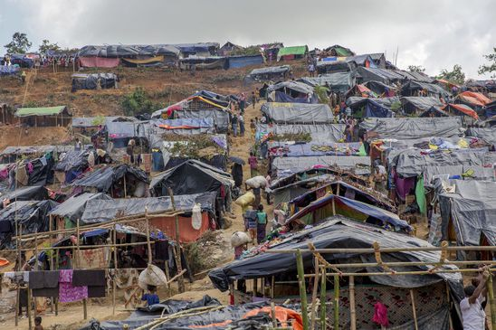 The Rohingya might be one step closer to justice