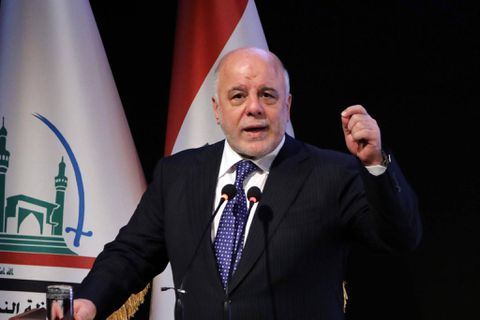 Iraqi PM announces coalition for May election