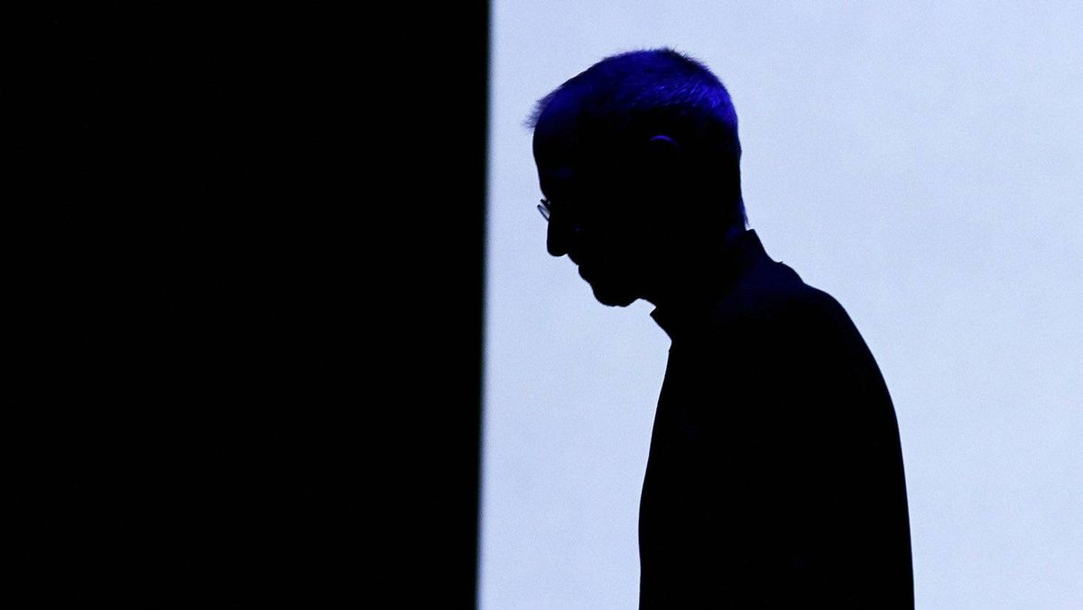 Apple CEO Steve Jobs speaks during an Apple Special event to unveil the new iPad 2 at the Yerba Buena Center for the Arts on March 2, 2011 in San Francisco, California.