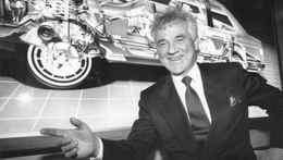 Frank Stronach in 1991.