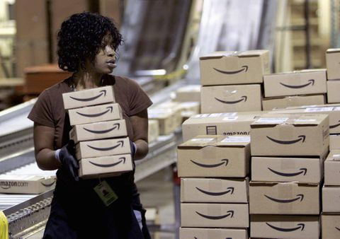 Six ways Amazon expanded its online retail empire