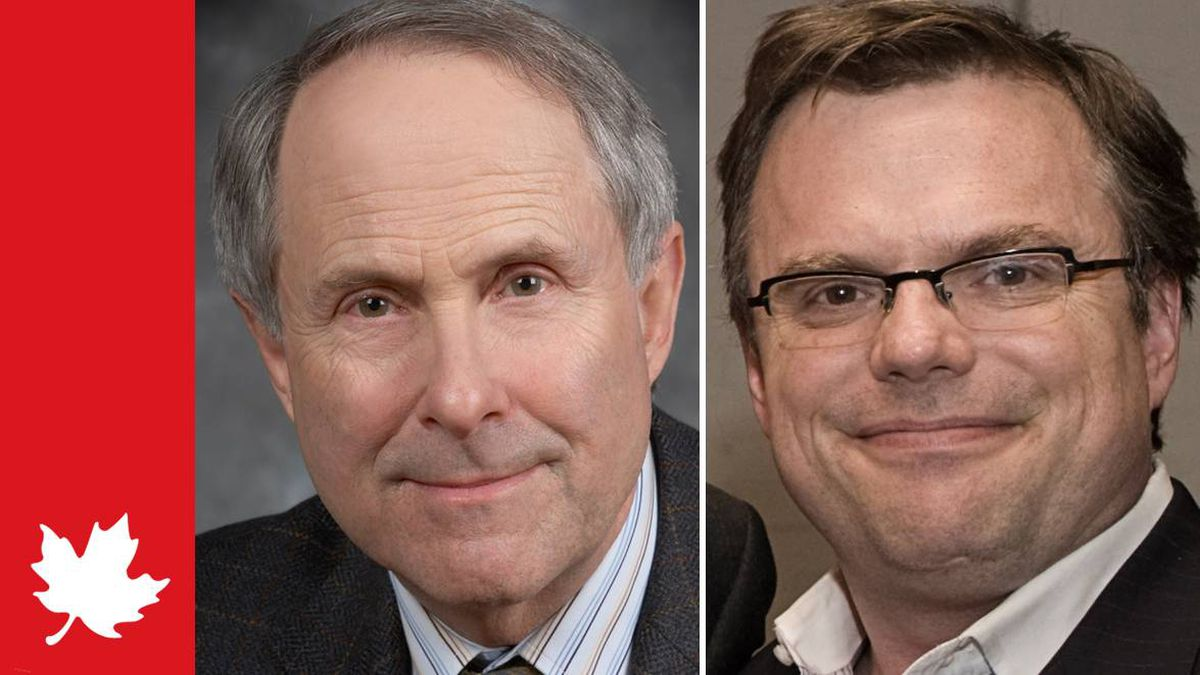 Election Ringside: A daily exchange for The Globe and Mail between strategists Tom Flanagan, left, and John Duffy