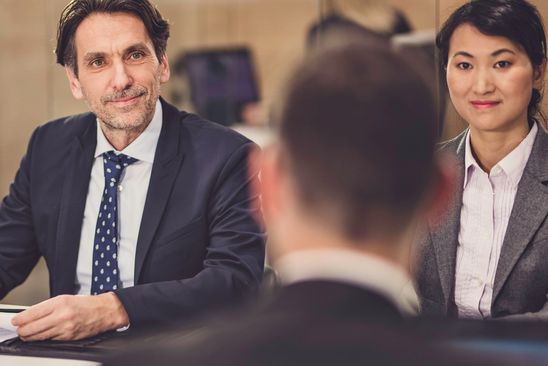 Investors benefit when professionals work as a team