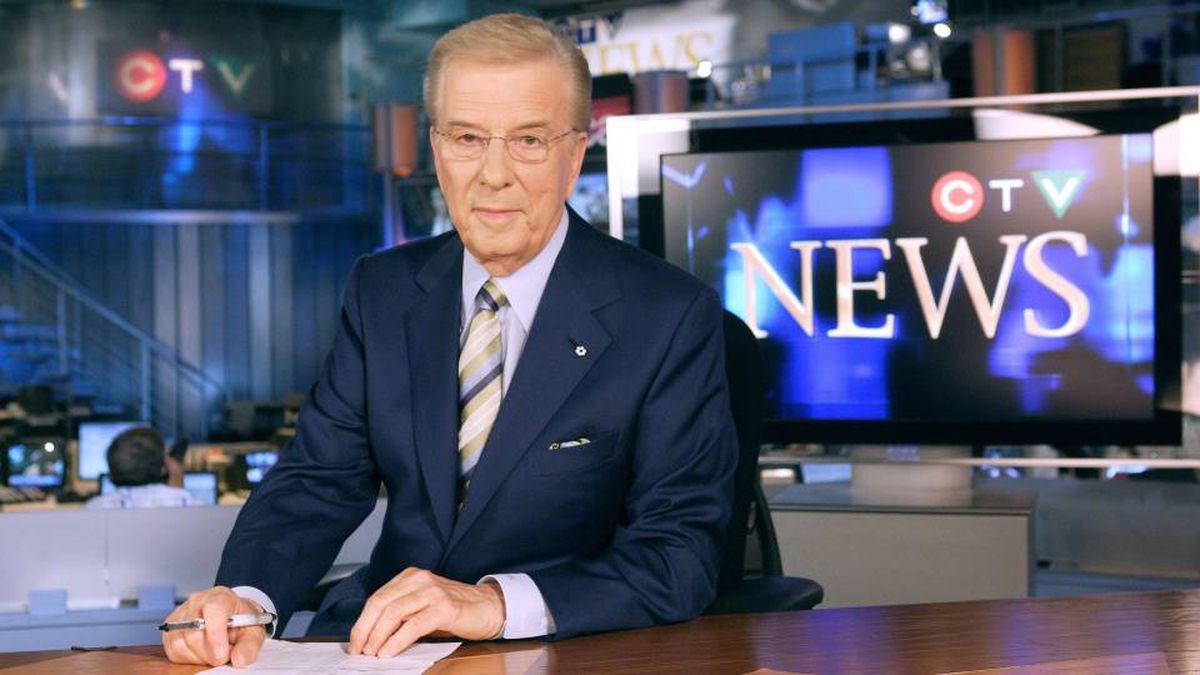 Lloyd Robertson is CTV's chief anchor and senior editor.