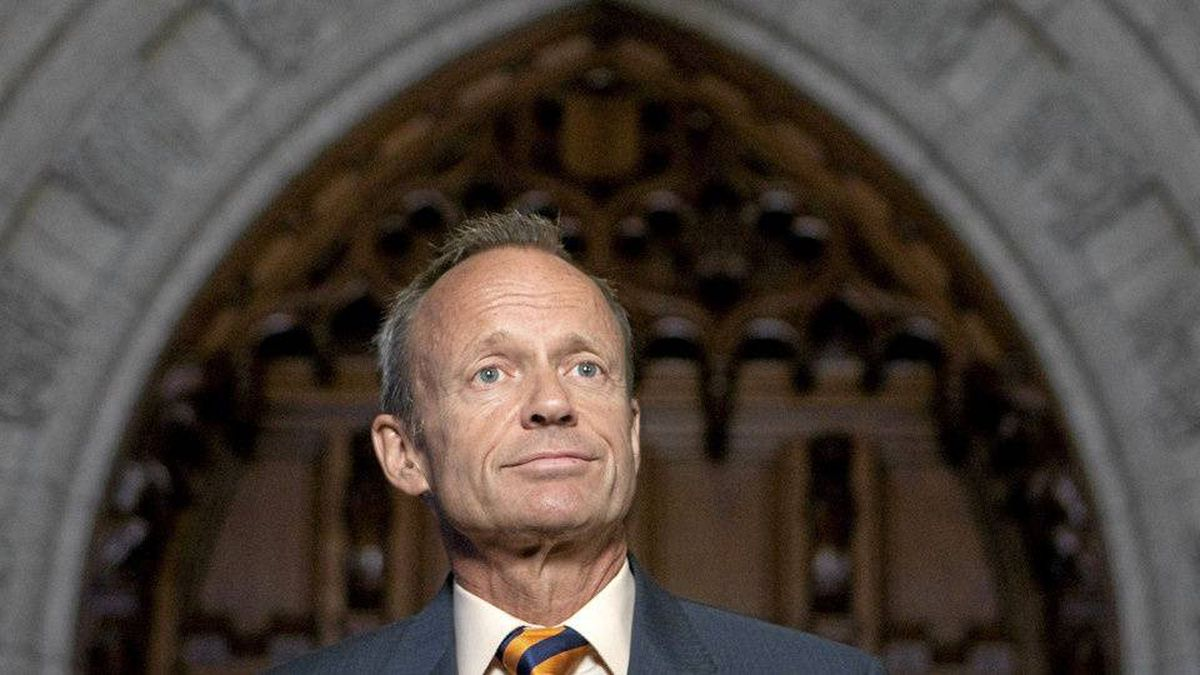 Treasury Board President Stockwell Day says new lobbying restrictions are a step toward greater accountability.