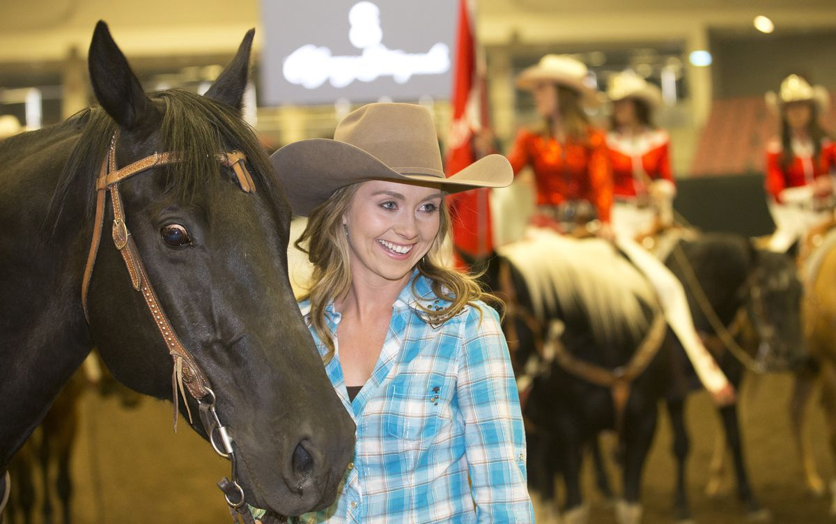 Heartland Actress Amber Marshall To Lead Calgary Stampede