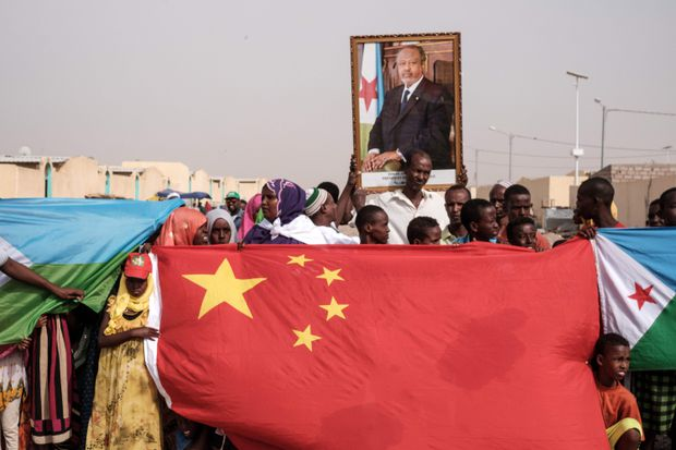 Djibouti's debt-defying stunt: Taking China's money without