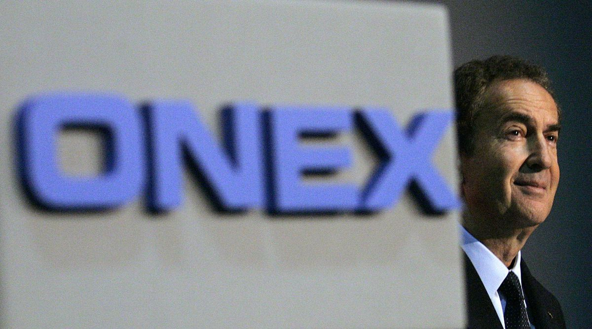 Gerry Schwartz, Chairman and CEO of Onex Corp.