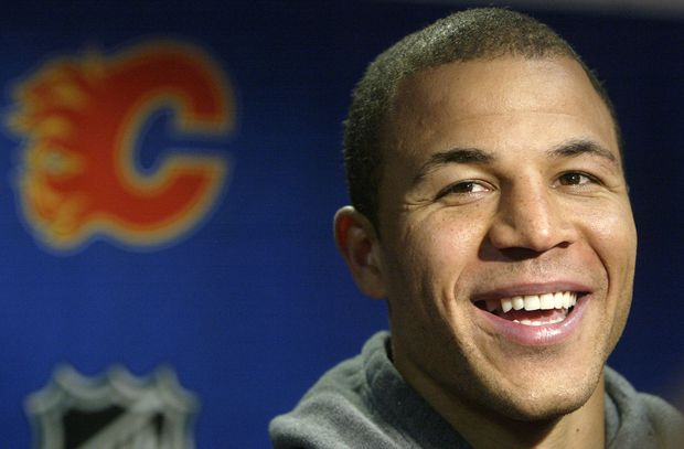 fccd1027549 Jarome Iginla to announce retirement from NHL in Calgary - The Globe ...