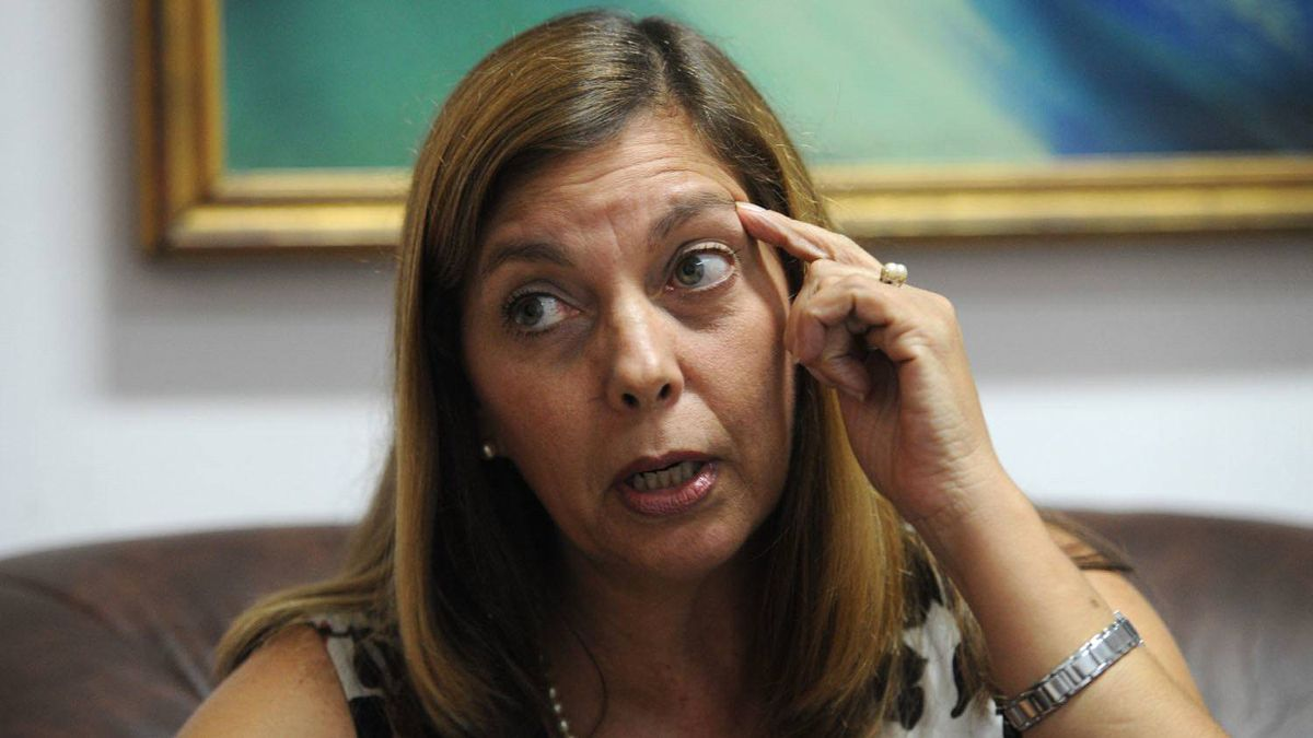 Director of North America Department of the Ministry of Foreign Affairs, Josefina Vidal is photographed in Havana, Cuba Sept. 27/2001.