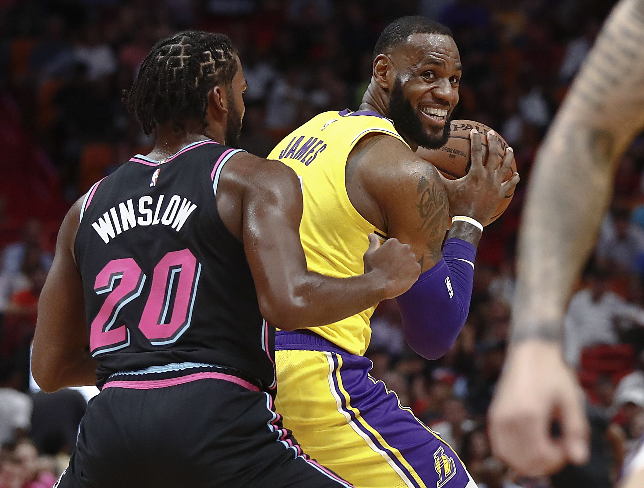 c4729d553343 LeBron James refuses to slow down