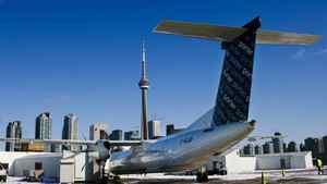 The airline hopes that Porter Escapes' leisure travellers will help boost its passenger loads.
