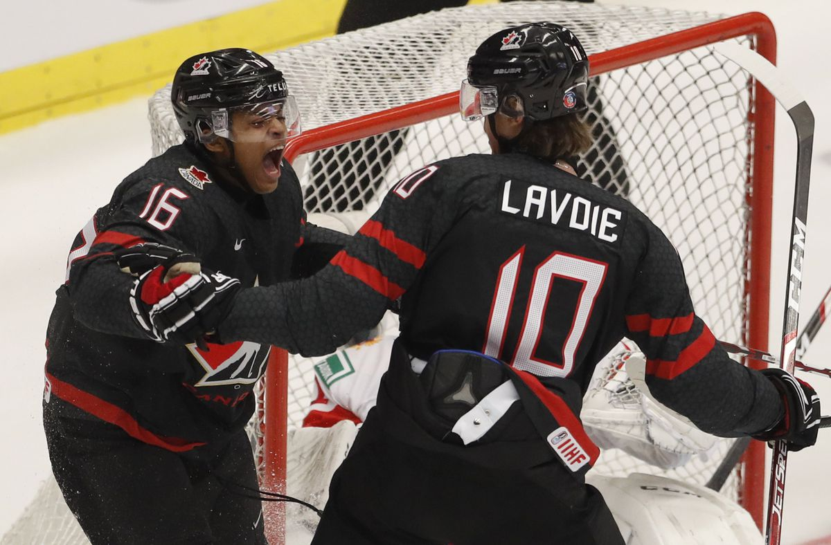 Four world junior gold medalists moved ahead of CHL trade deadlines - The Globe and Mail