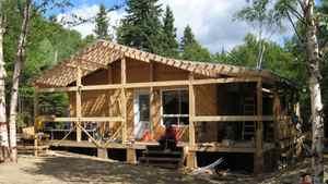 Mission Kitcisakik in Kitcisakik, Que.; Architectes de l'Urgence du Canada