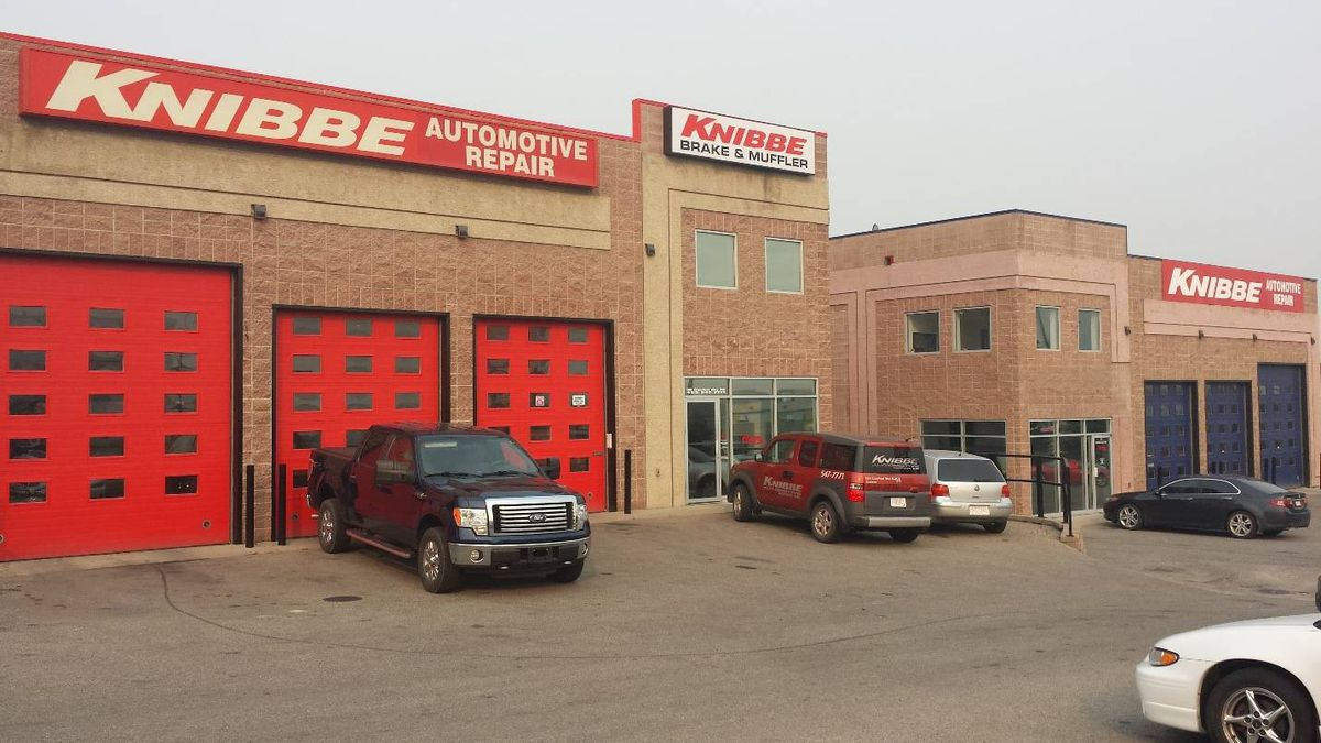 How can an automotive shop build trust the globe and mail for Auto repair shop building plans
