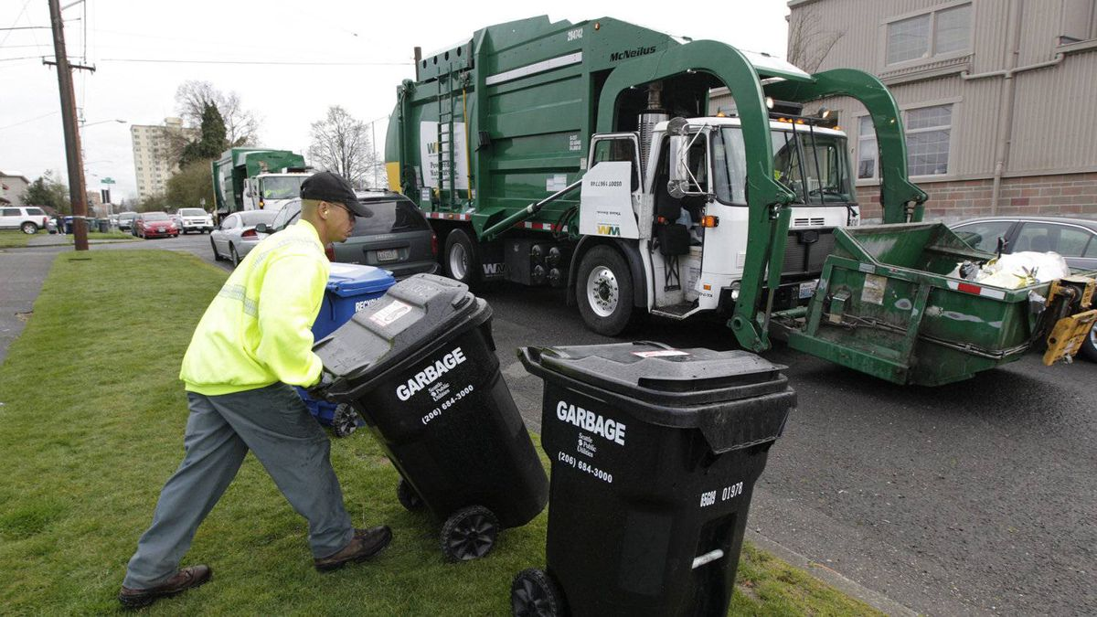 Waste Management is entering into venture partnerships with smaller firms to develop technologies to convert trash into useful products and energy.
