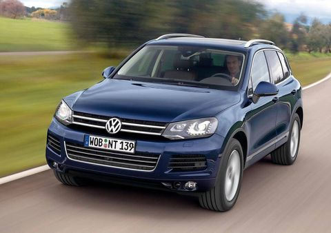 Buying Used: VW Touareg an unpredictable used rig