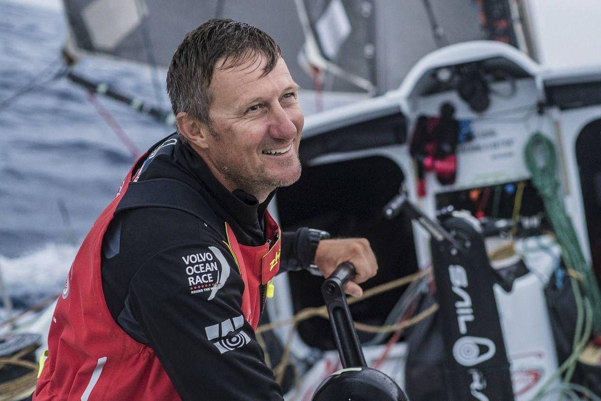 Volvo Ocean Race via AP