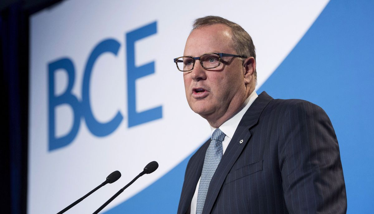 Outgoing BCE CEO George Cope to be nominated to CGI board