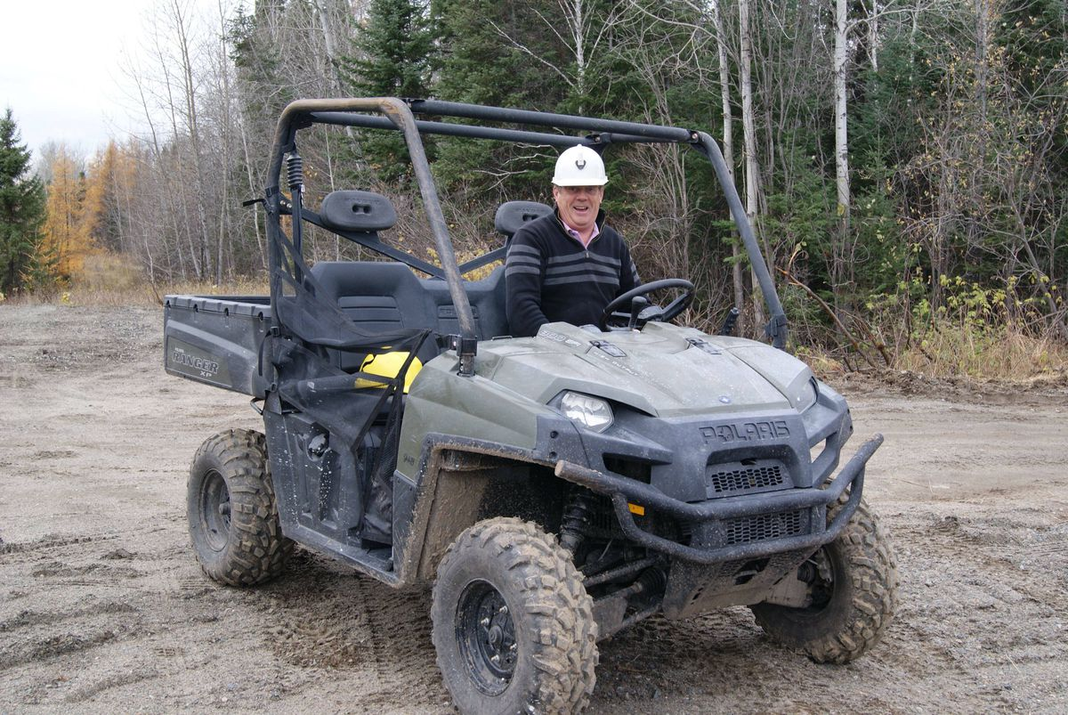 Darryl Stretch, president and CEO of Solid Gold Resources, received a rare court injunction in January suspending drilling on claims near Lake Abitibi in Northern Ontario and ordering him to consult with the Wahgoshig First Nation.