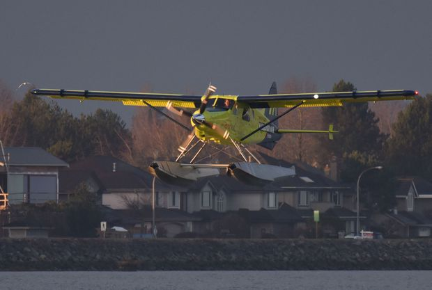 Harbour Air completes first full-fledged flight of its DHC-2 electric float plane