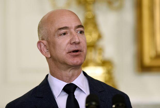 Amazon's Jeff Bezos unveils $2 bn fund for homeless, others