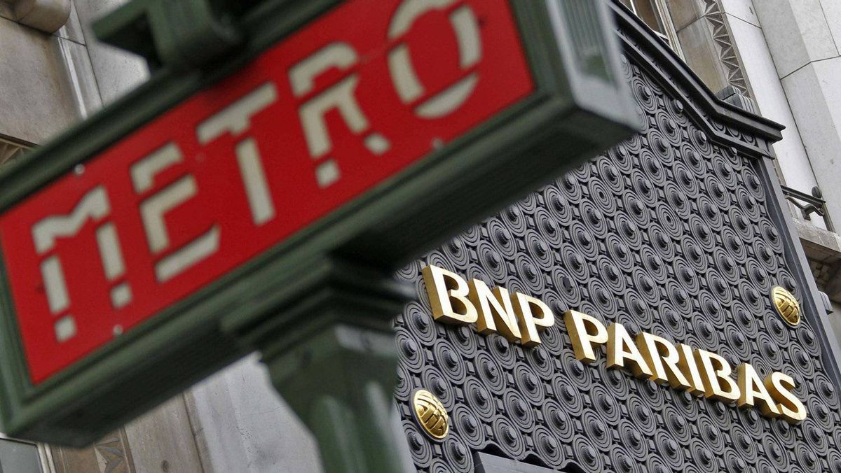The Paris headquarters of BNP Paribas. BNP and fellow French banking giant SocGen are nearing the ned of their crash diets as they sell off non-core assets.