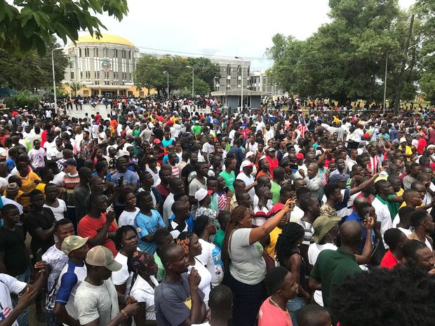 Image result for june 7 liberian protest