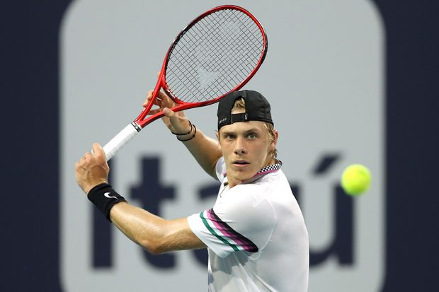 Denis Shapovalov jumps into top 20 of ATP Tour rankings for first time