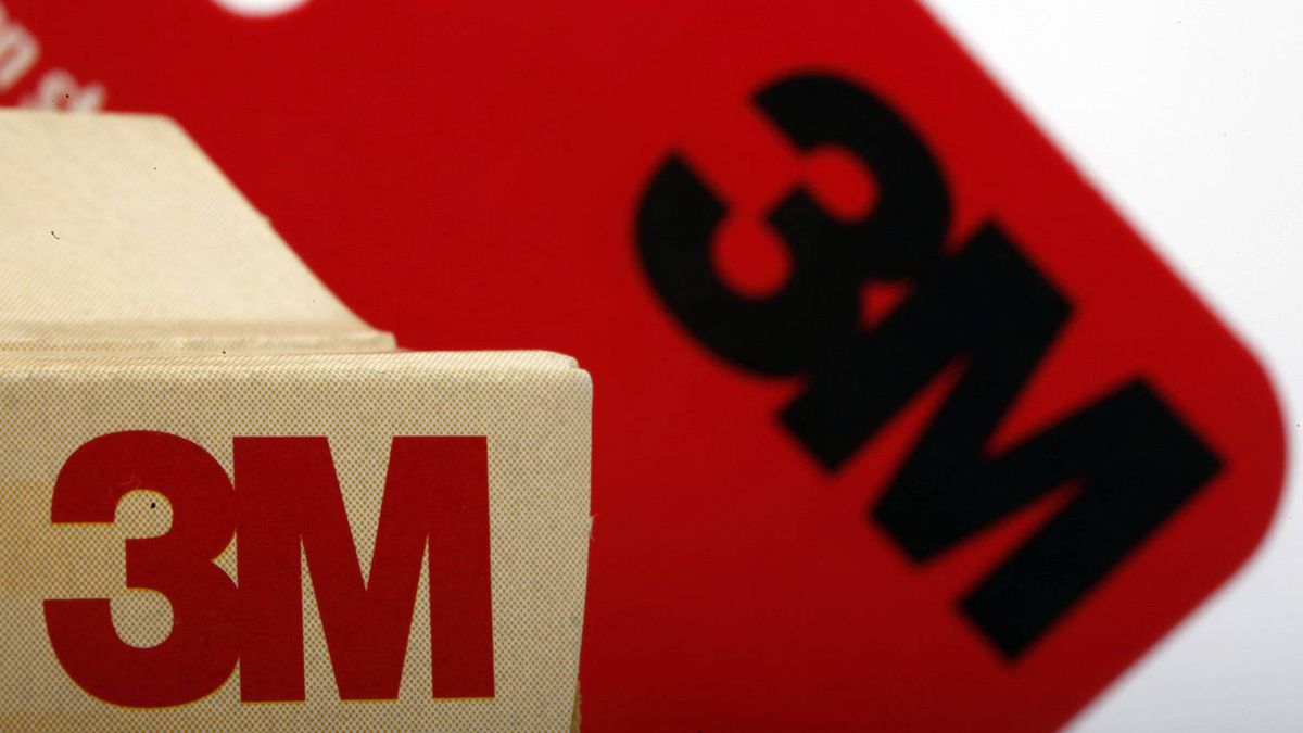 3M is up $61.88 a share – adding 477 points