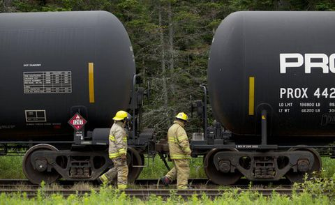 Lac-Mégantic engineer was involved in derailment last summer