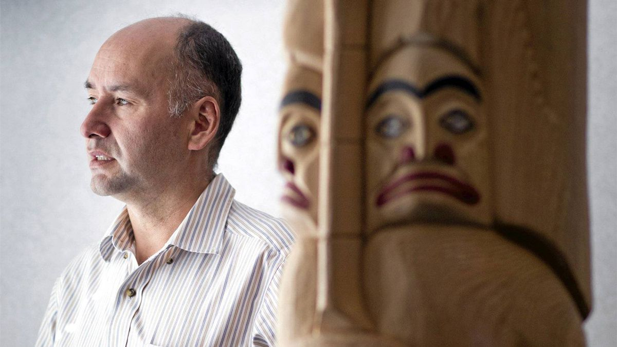 Haisla Chief Councillor Ellis Ross is with the Haisla First Nation, which has embraced and profited from oil industry, particularly liquefied natural gas (LNG), which has already generated more than $60-million for the 1,500-person first nation.