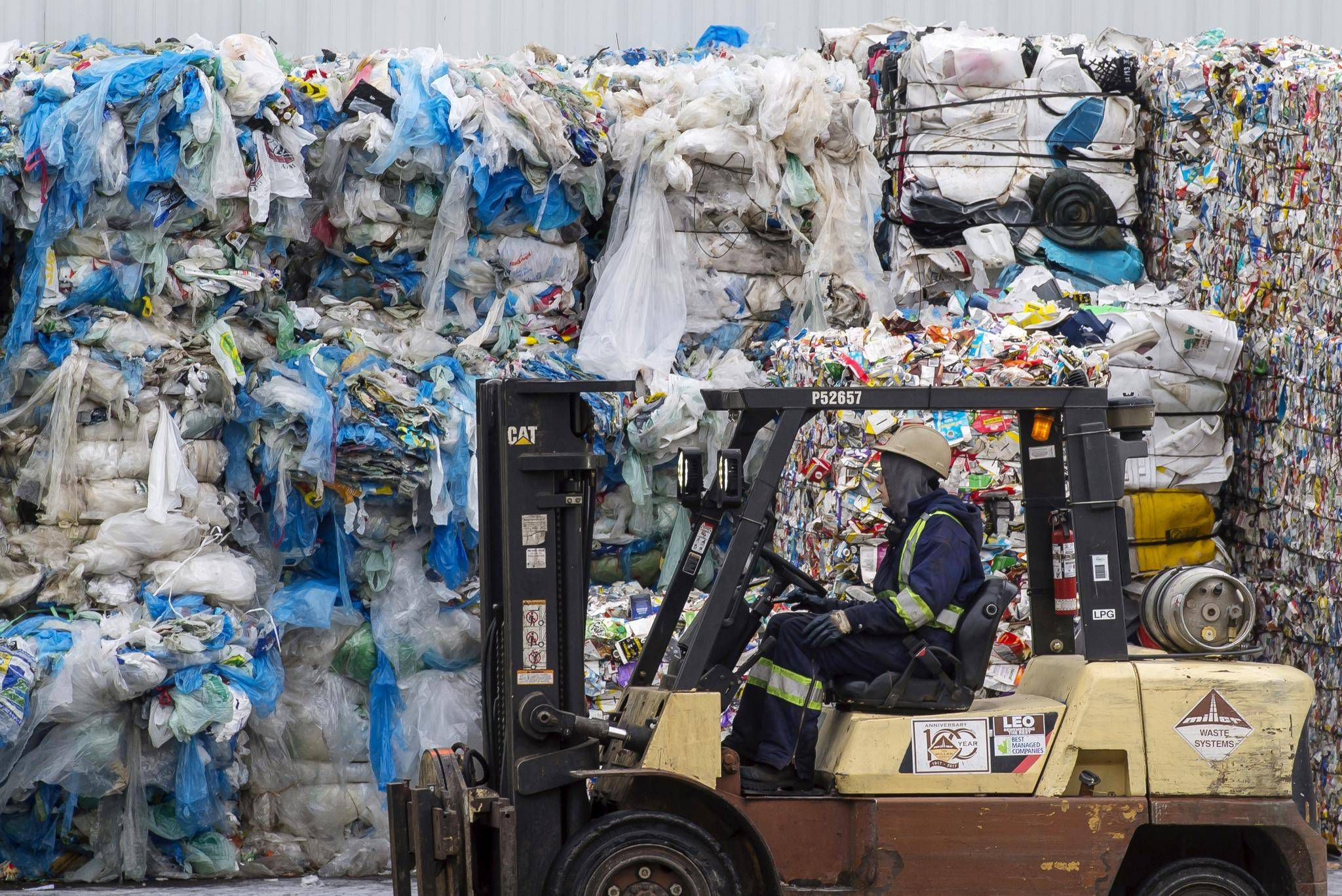 China's tough new recycling standards leaving Canadian