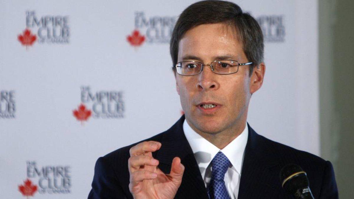 Power Financial CEO Jeffrey Orr