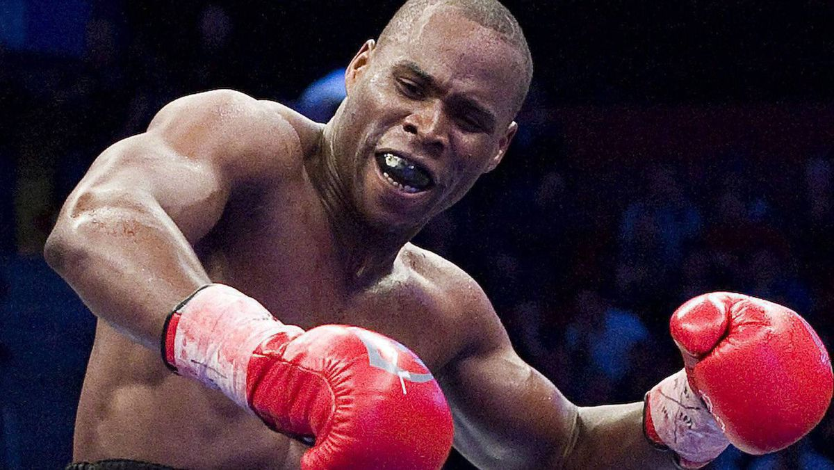 Longueuil, Que. super-middleweight Adonis Stevenson defeeated Noe Gonzalez of Uruguay before an international television audience on Friday. FILE PHOTO: The CANADIAN PRESS/Graham Hughes