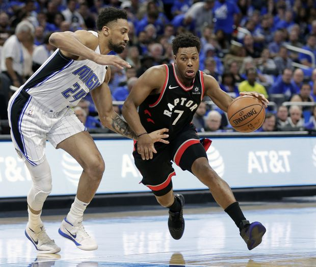 Toronto Raptors advance with Game 5 win