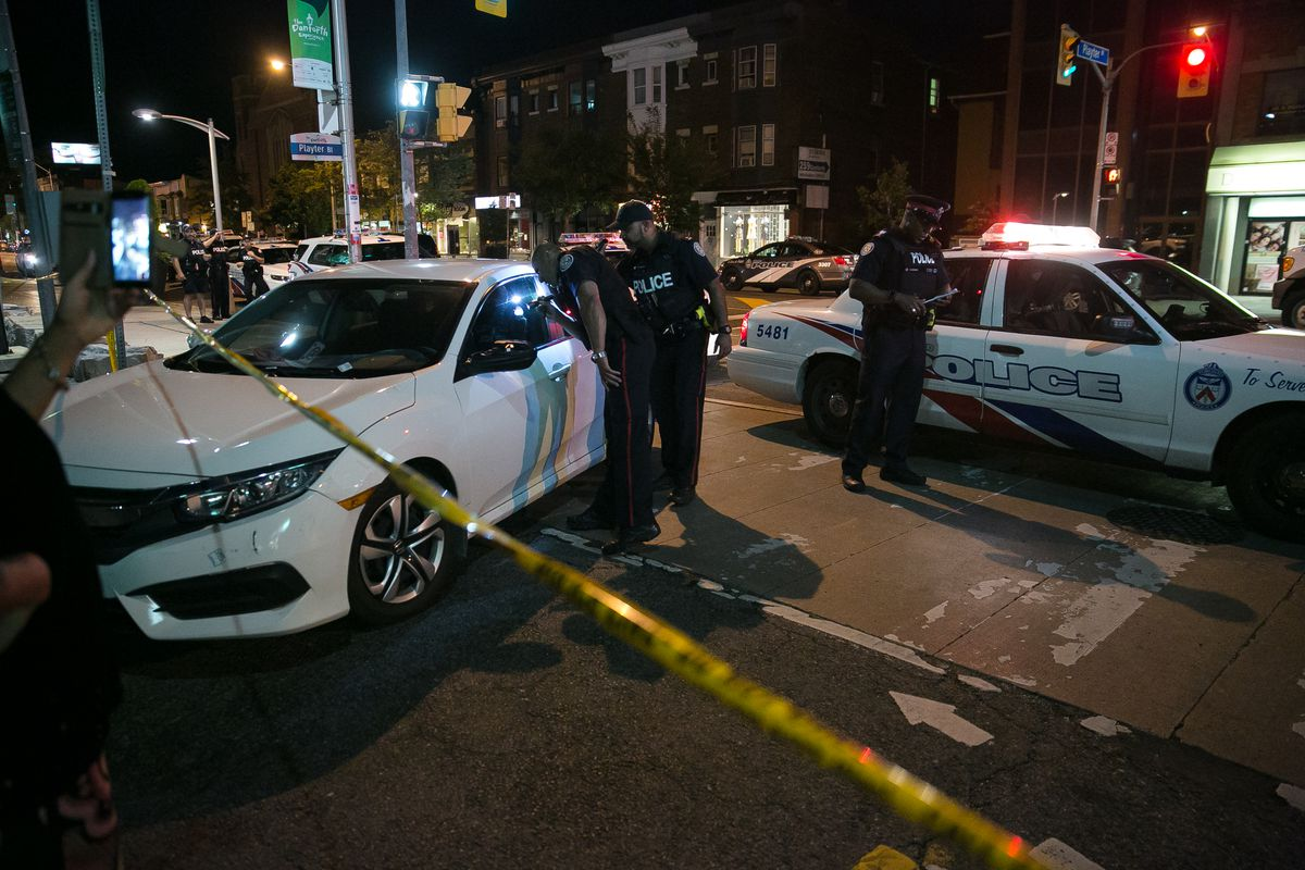 No sign Danforth shooter was radicalized, police say