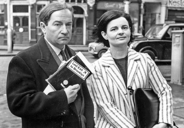 Publisher John Calder was a 'towering figure in the fight against censorship'