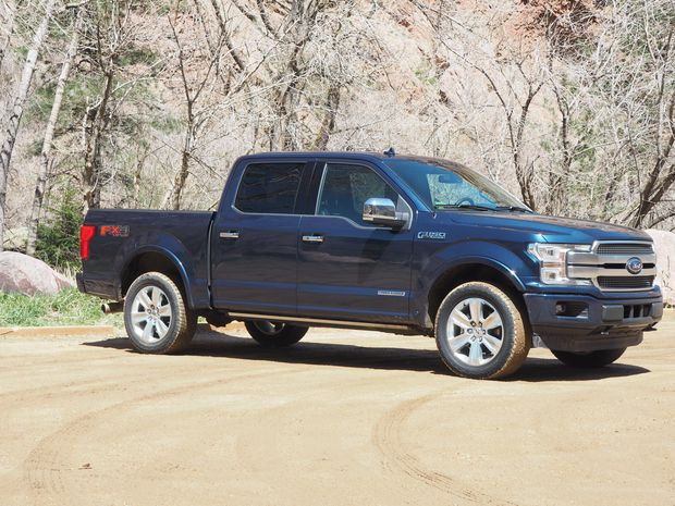 Ford Has Given The F 150 Sel Almost Car Like Comfort