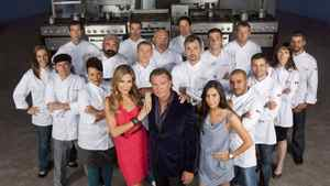 """Top Chef Canada,"" contestants which premieres Monday April 11, 2011 on Food Network Canada, are shown in a handout photo. The reality TV show ""Top Chef Canada"" came under fire Monday over an episode in which contestants were asked to prepare a dish using horse meat."