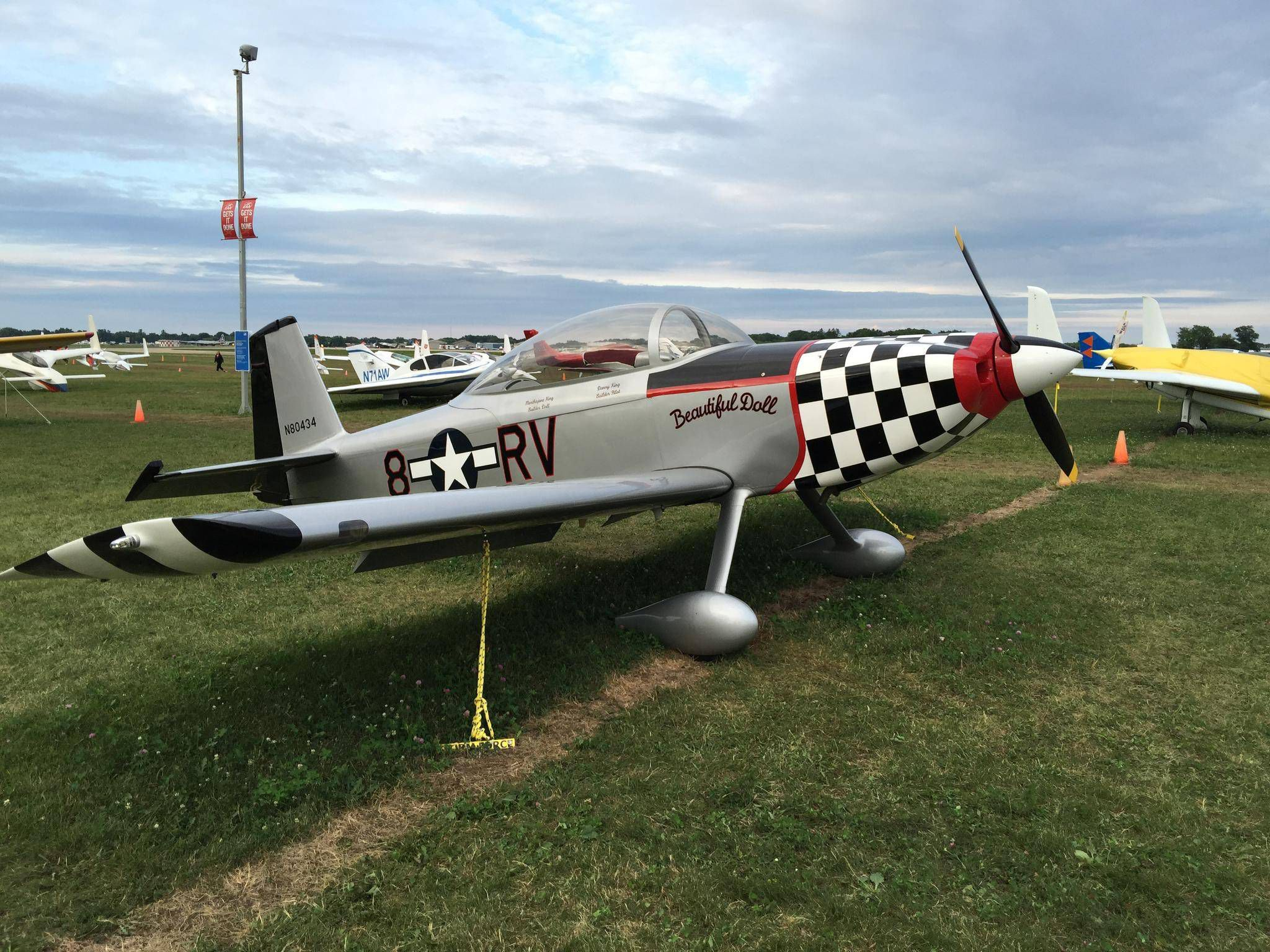 The ultimate DIY project: Build your own two-seater airplane – and